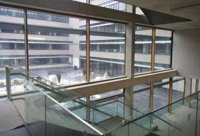 Fassade / Glas